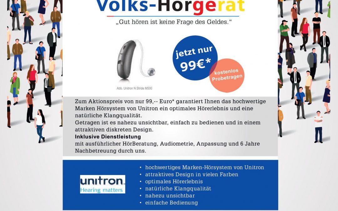 Das Volks-Hörgerät
