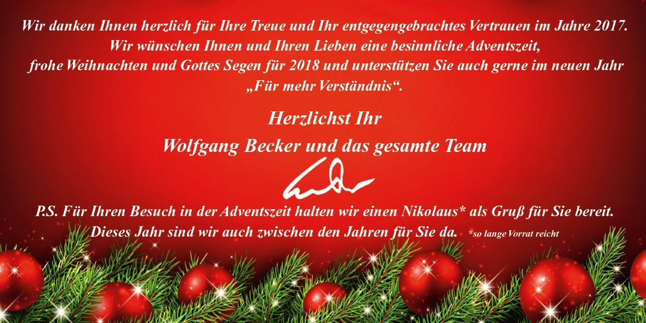 frohe weihnachten h rstudio w becker